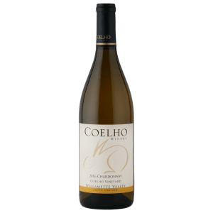 Coelho Vineyard Chardonnay Willamette Valley