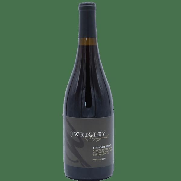 J Wrigley Proposal Pinot Noir