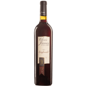 Chris James 2017 Zinfandel